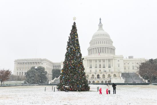 Things to do in DC in December